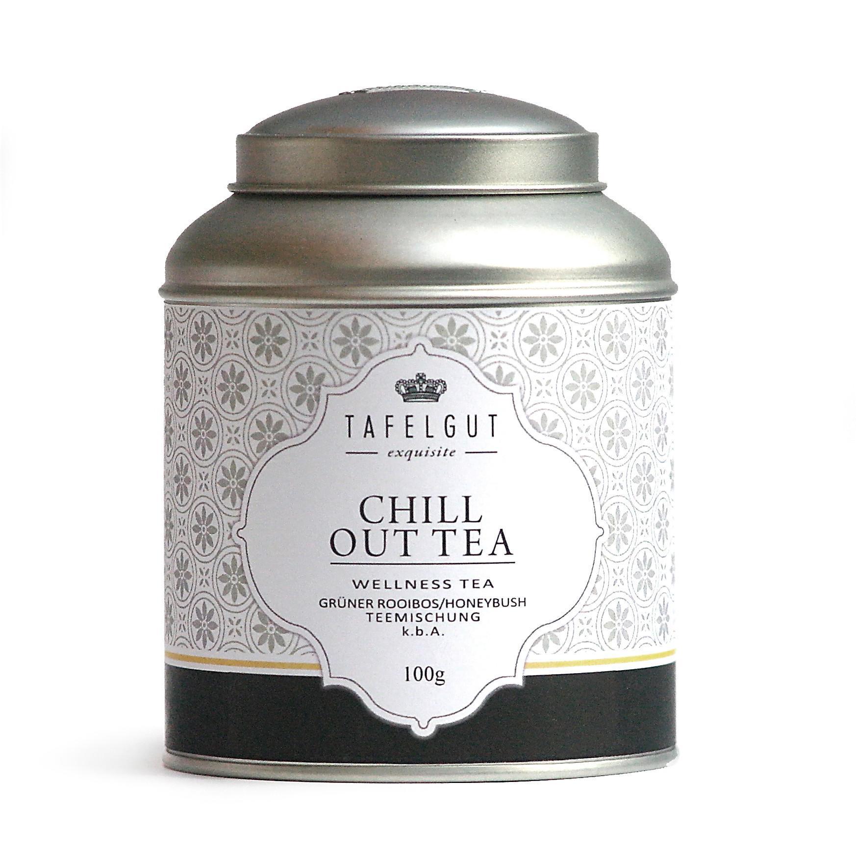 TAFELGUT Uklidňující bylinný čaj Chill out - 100 gr