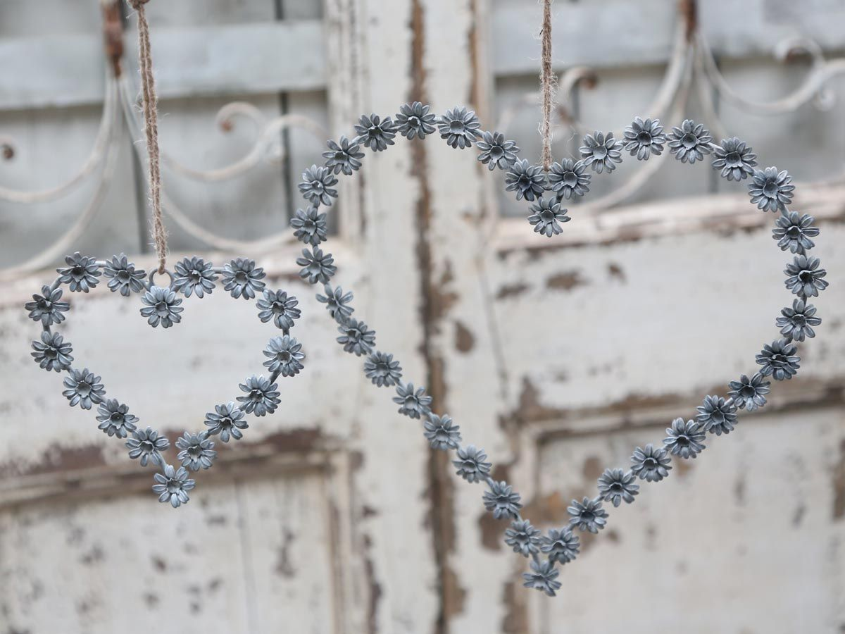 kovové srdce