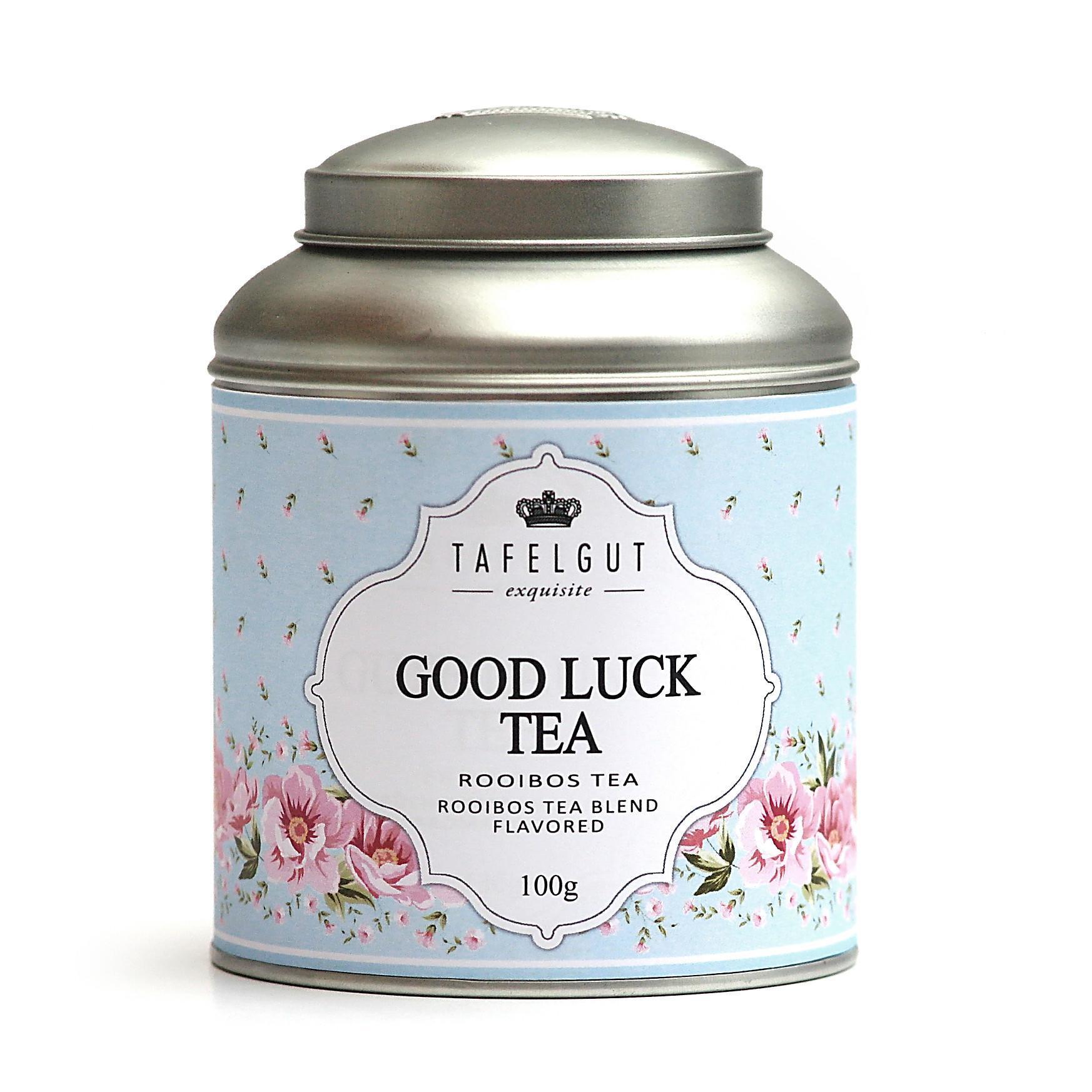 TAFELGUT Čaj rooibos Good Luck - 100 gr