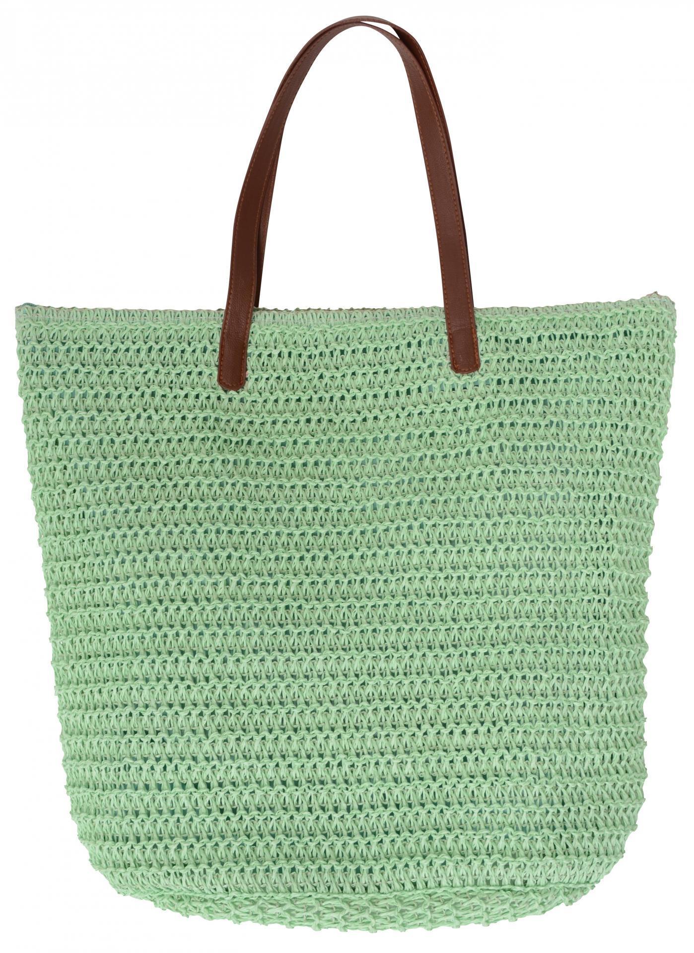 zelená taška