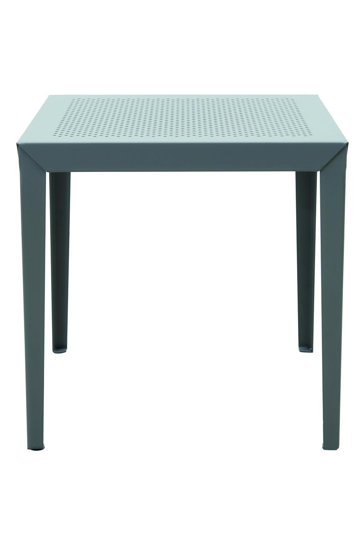 House Doctor Konferenční stolek Par grey, šedá barva, kov