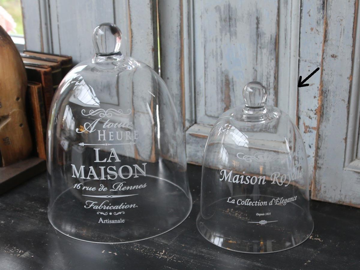 Chic Antique Skleněný poklop Maison