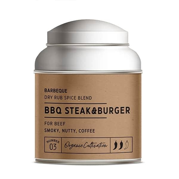 TAFELGUT Směs koření na steaky a burgery 70gr, béžová barva