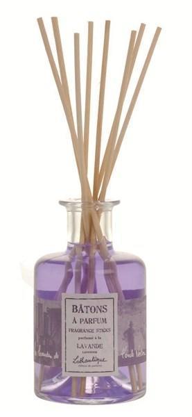 Lothantique Vonný difuzér - levandule, fialová barva, sklo