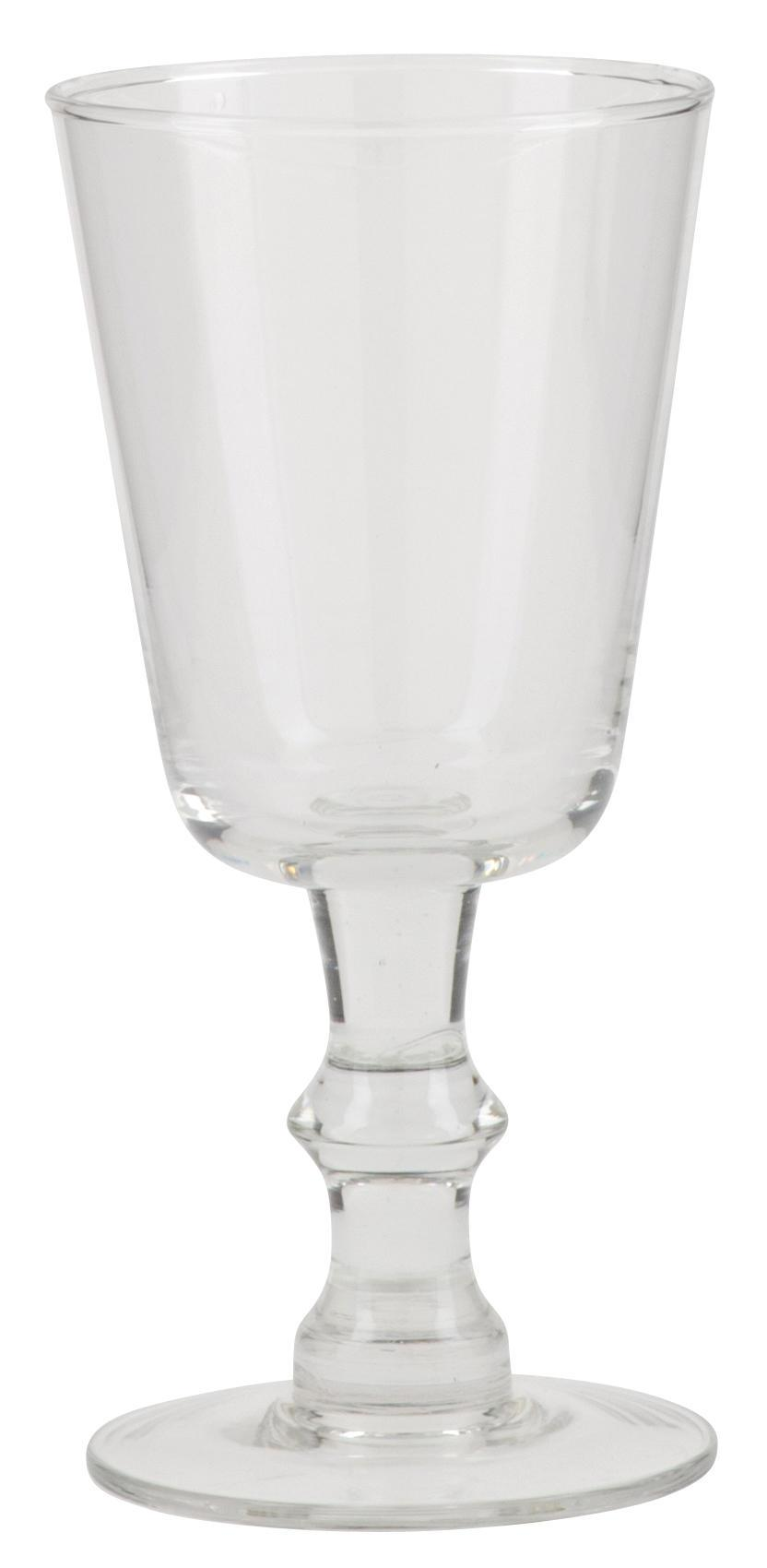 IB LAURSEN Sklenička na víno Dagmar, čirá barva, sklo