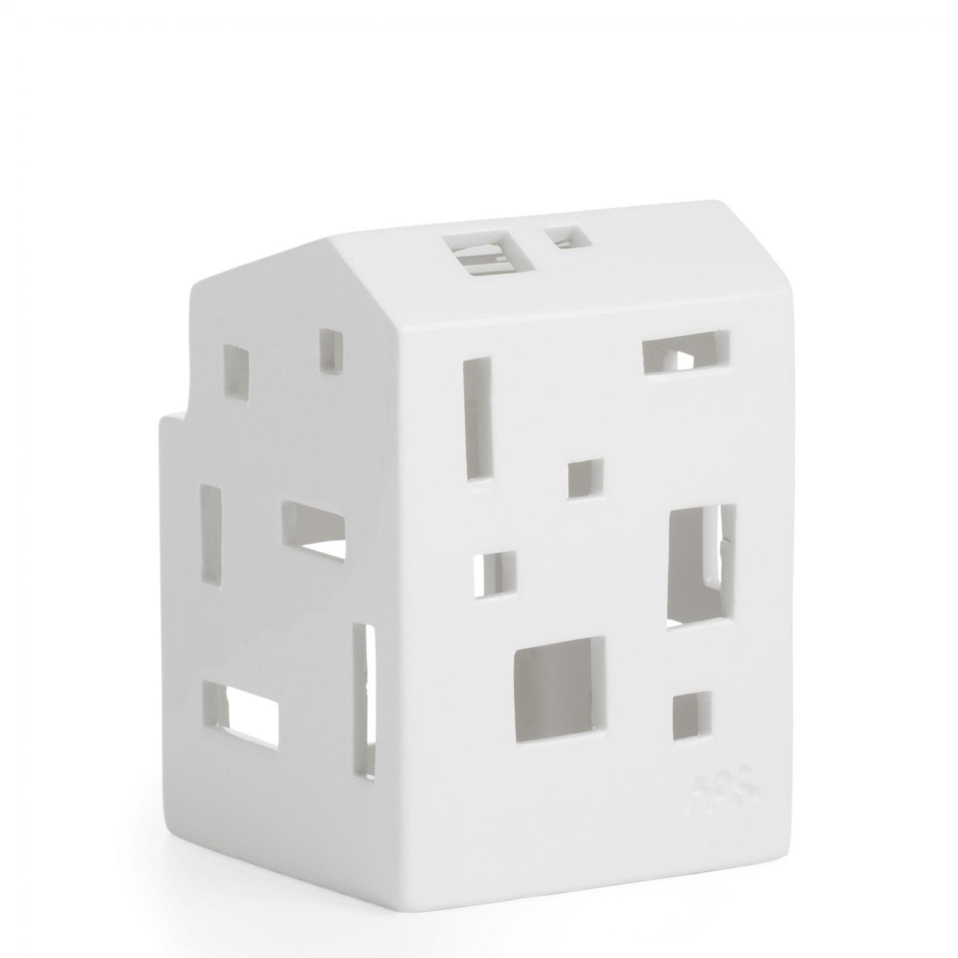 Kähler Lucerna domeček Urbania Light House Moderna 9,5 cm
