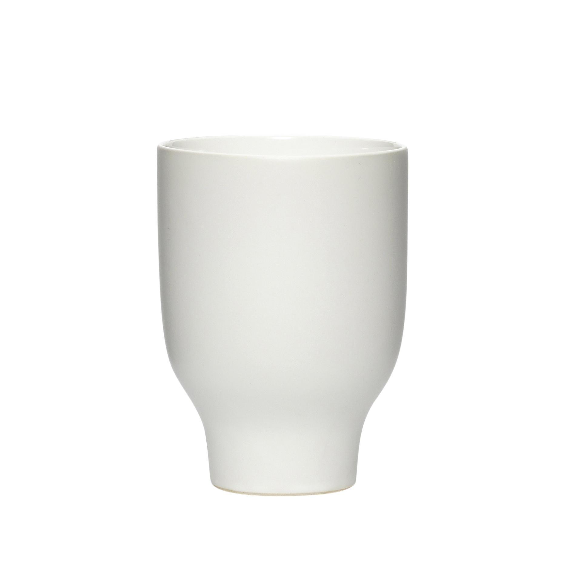 Hübsch Porcelánový hrneček Upside Down