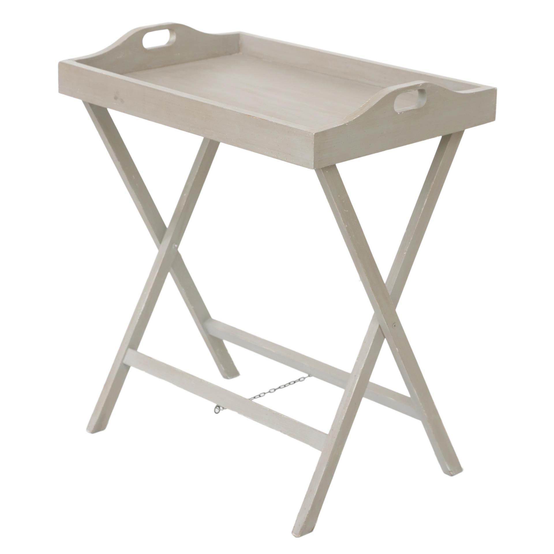 Côté Table Dřevěný stolek Tourny