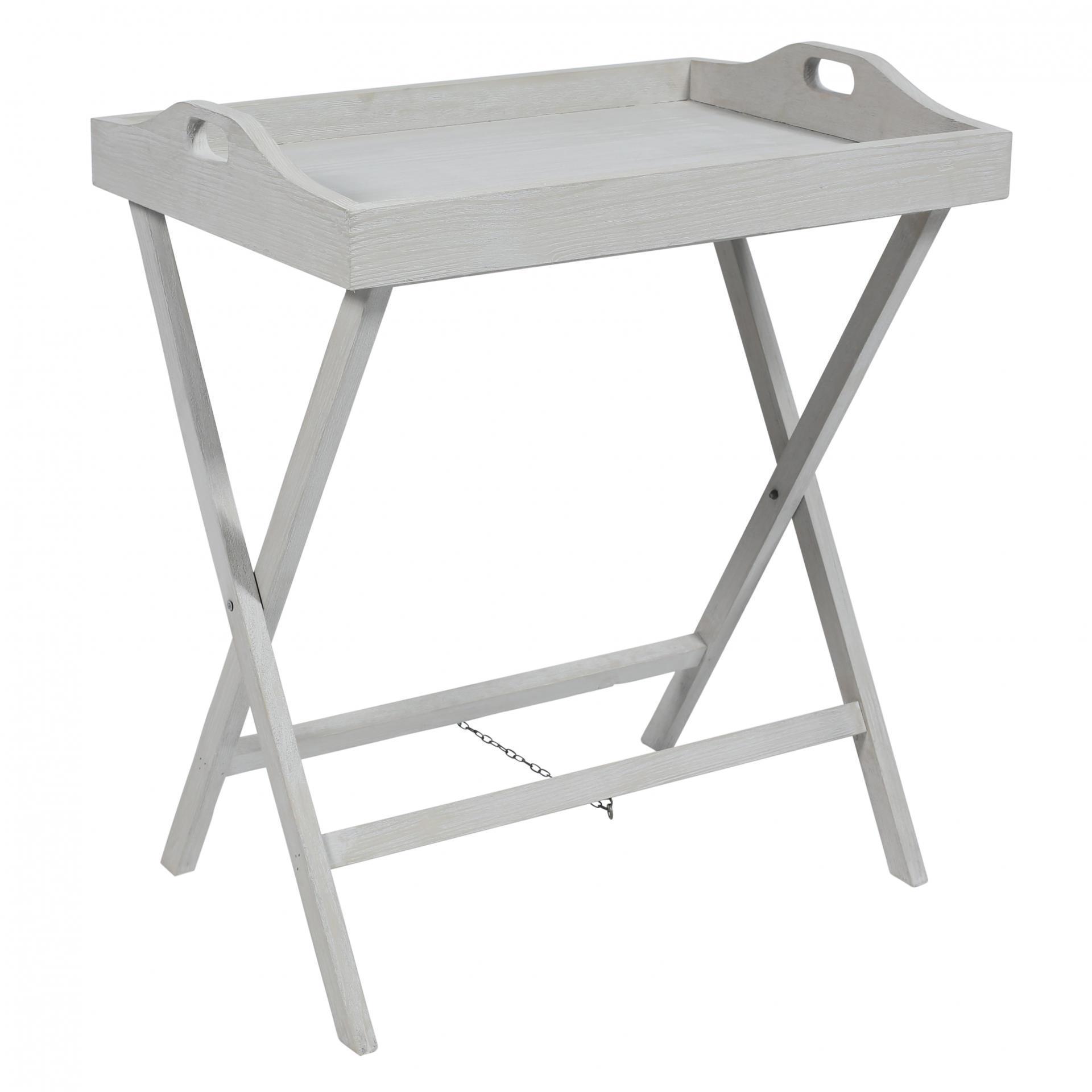 Côté Table Dřevěný stolek Camus