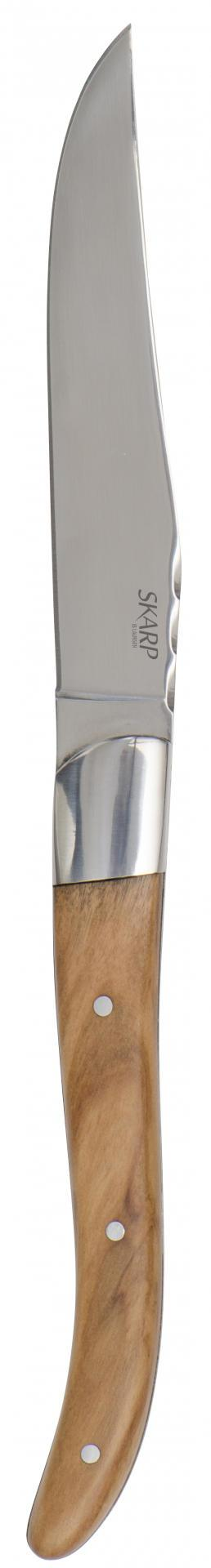 IB LAURSEN Steakový nůž SKARP