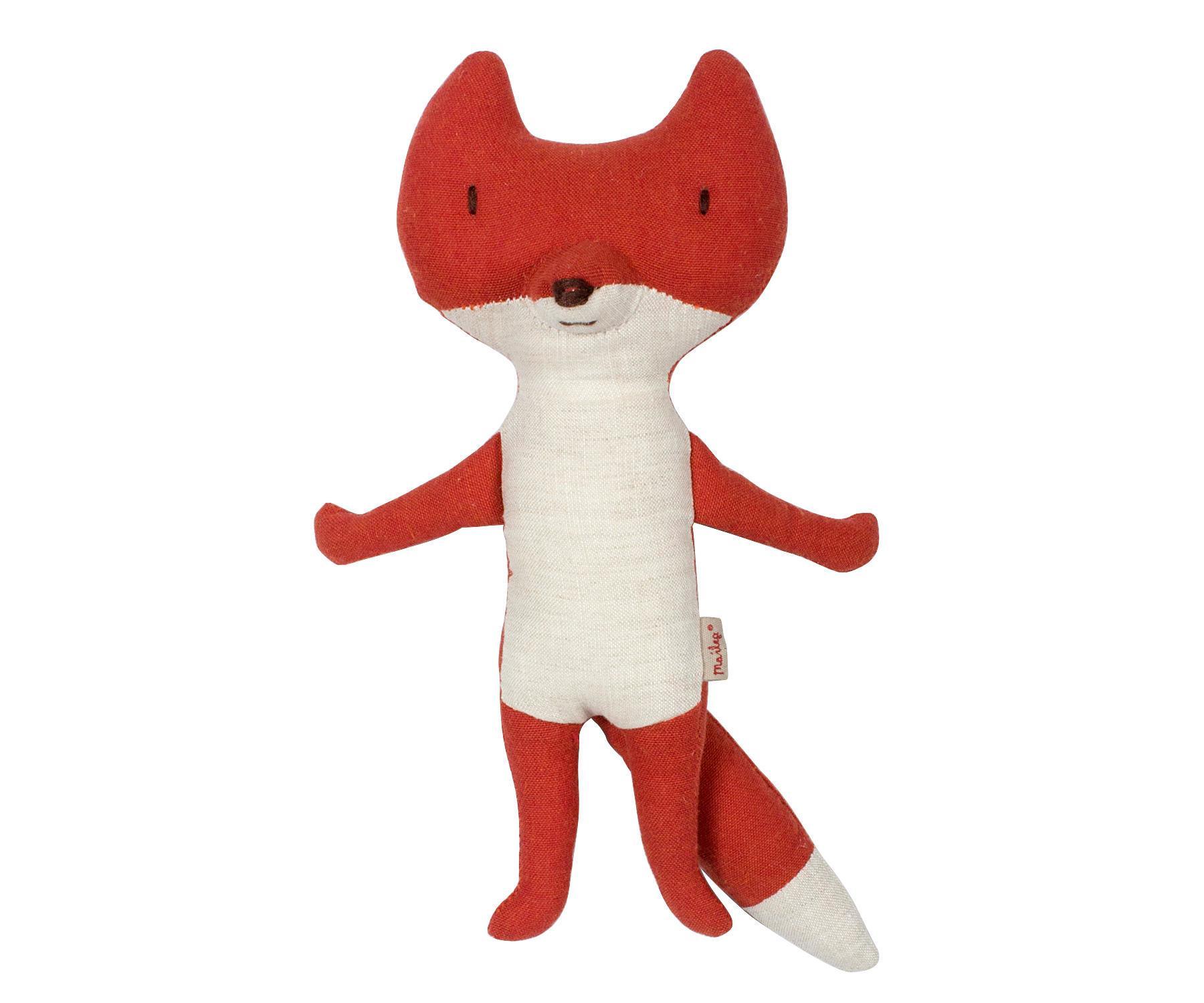 Maileg Liška mini - textilní hračka pro děti