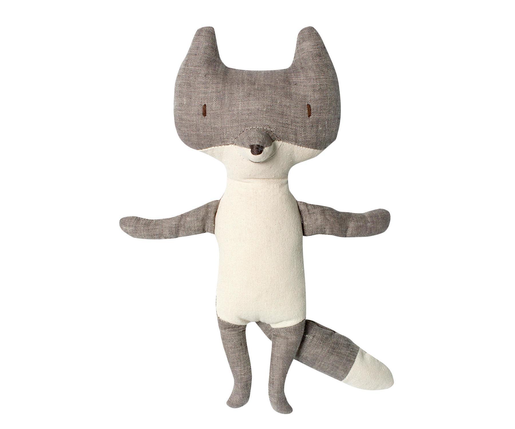 Maileg Vlčice - textilní hračka pro děti