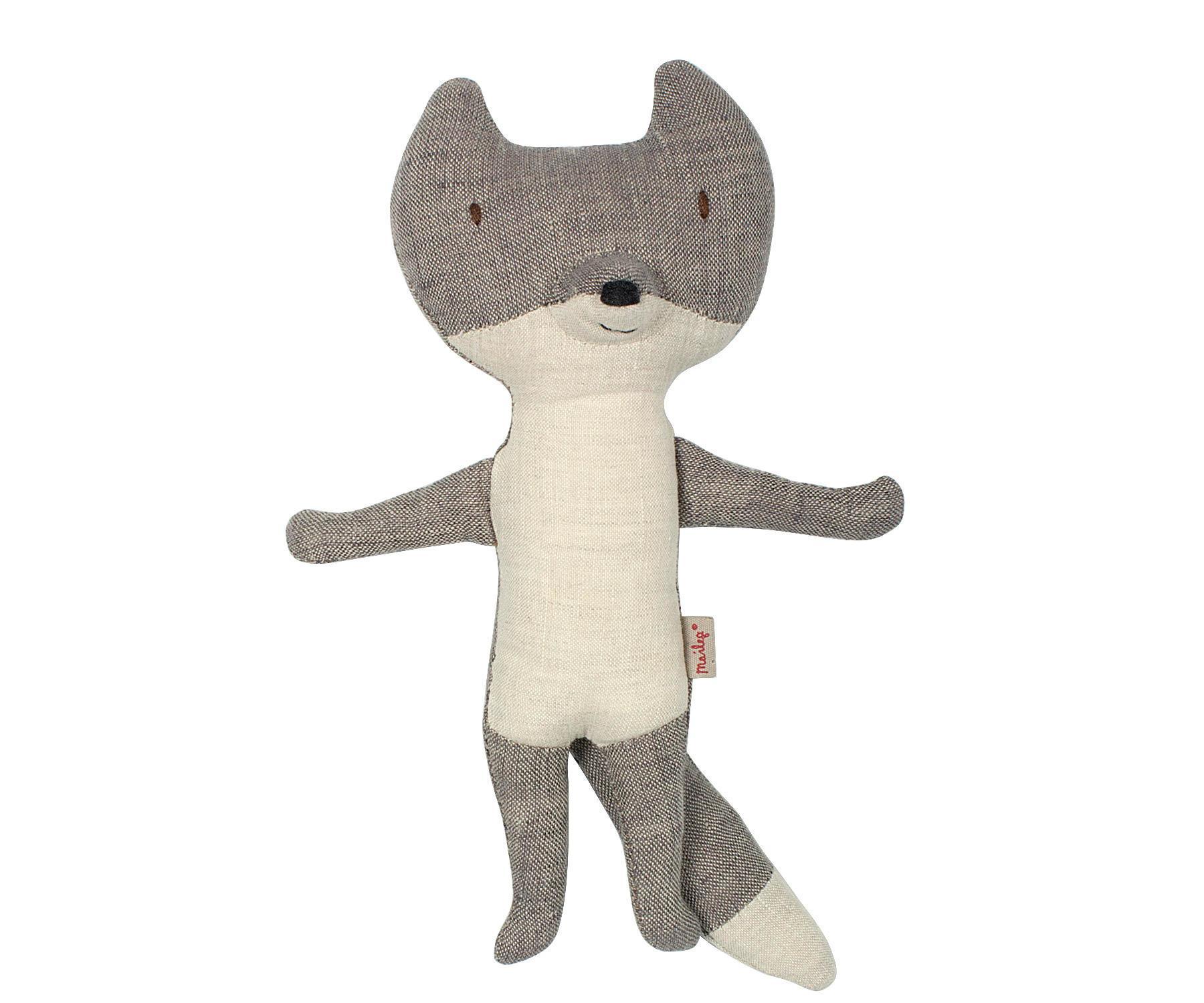 Maileg Vlk mini - textilní hračka pro děti