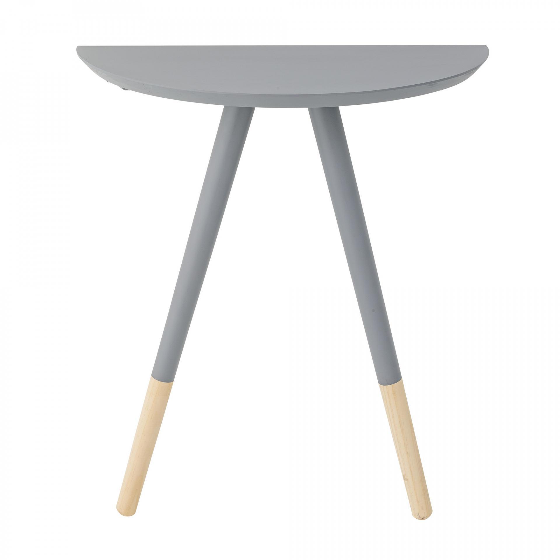 Bloomingville Odkládací stolek Cool Grey