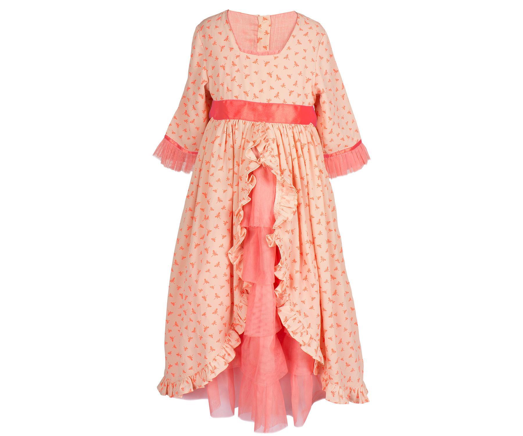 šaty pre malé princezné