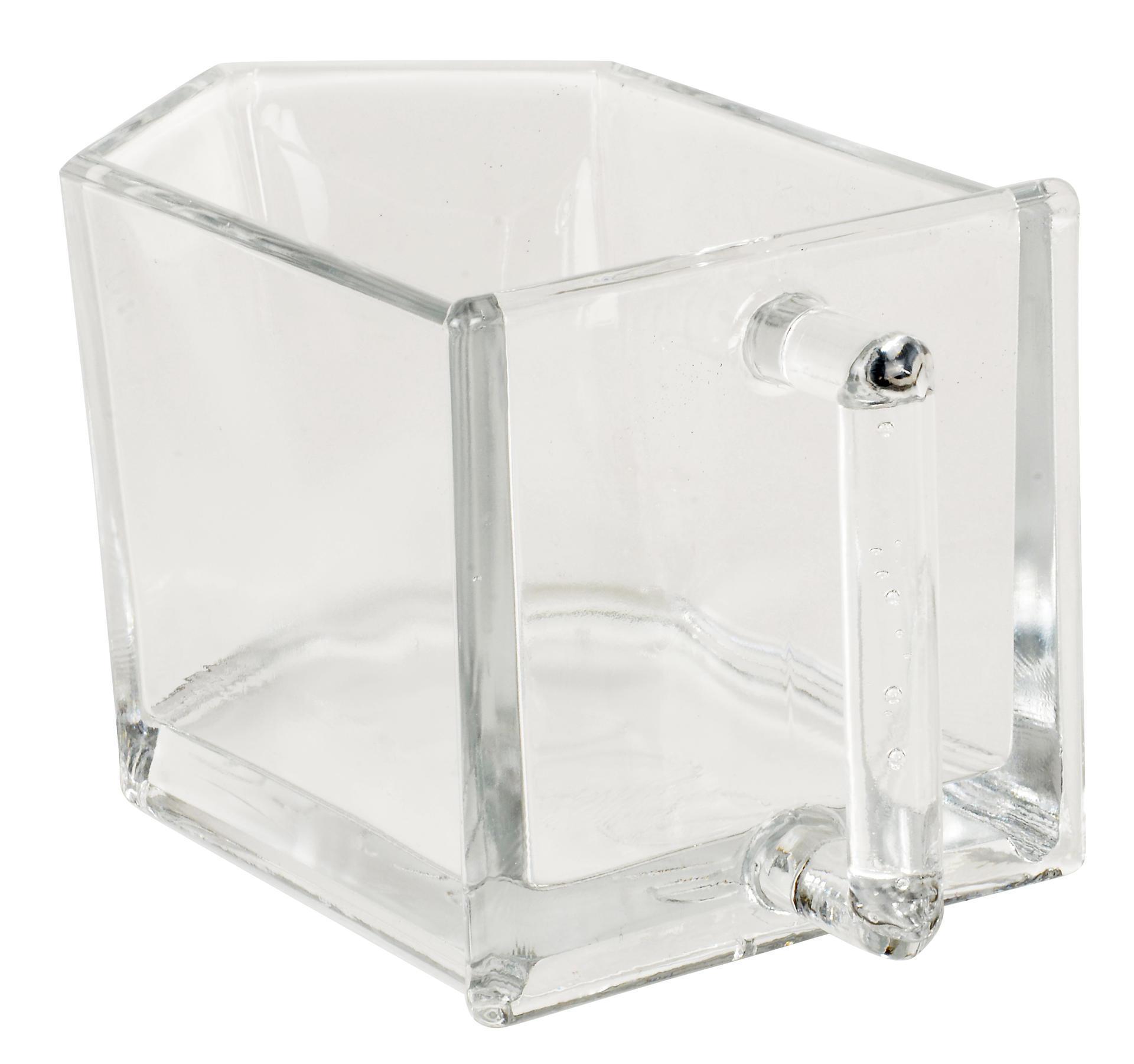 IB LAURSEN Kuchyňský zásobník - skleněný, čirá barva, sklo