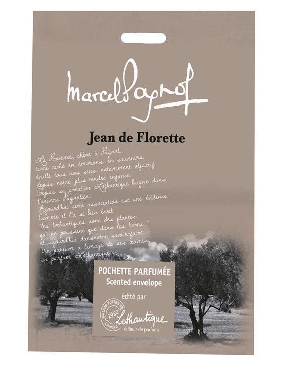 Lothantique Vonný sáček Jean de Florette, béžová barva, papír