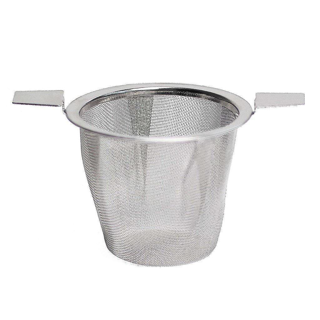 TAFELGUT Sítko na čaj Tafelgut, šedá barva, kov