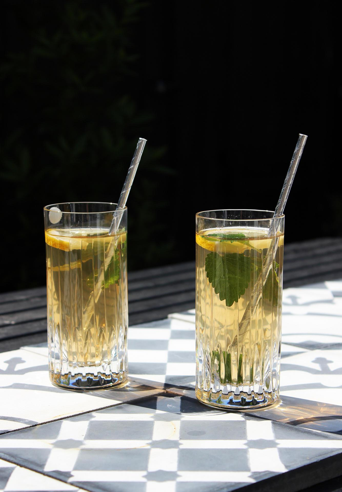 CRYSTAL BOHEMIA Křišťálová sklenice na longdrink Crystal BOHEMIA 3,3 dcl, čirá barva, sklo