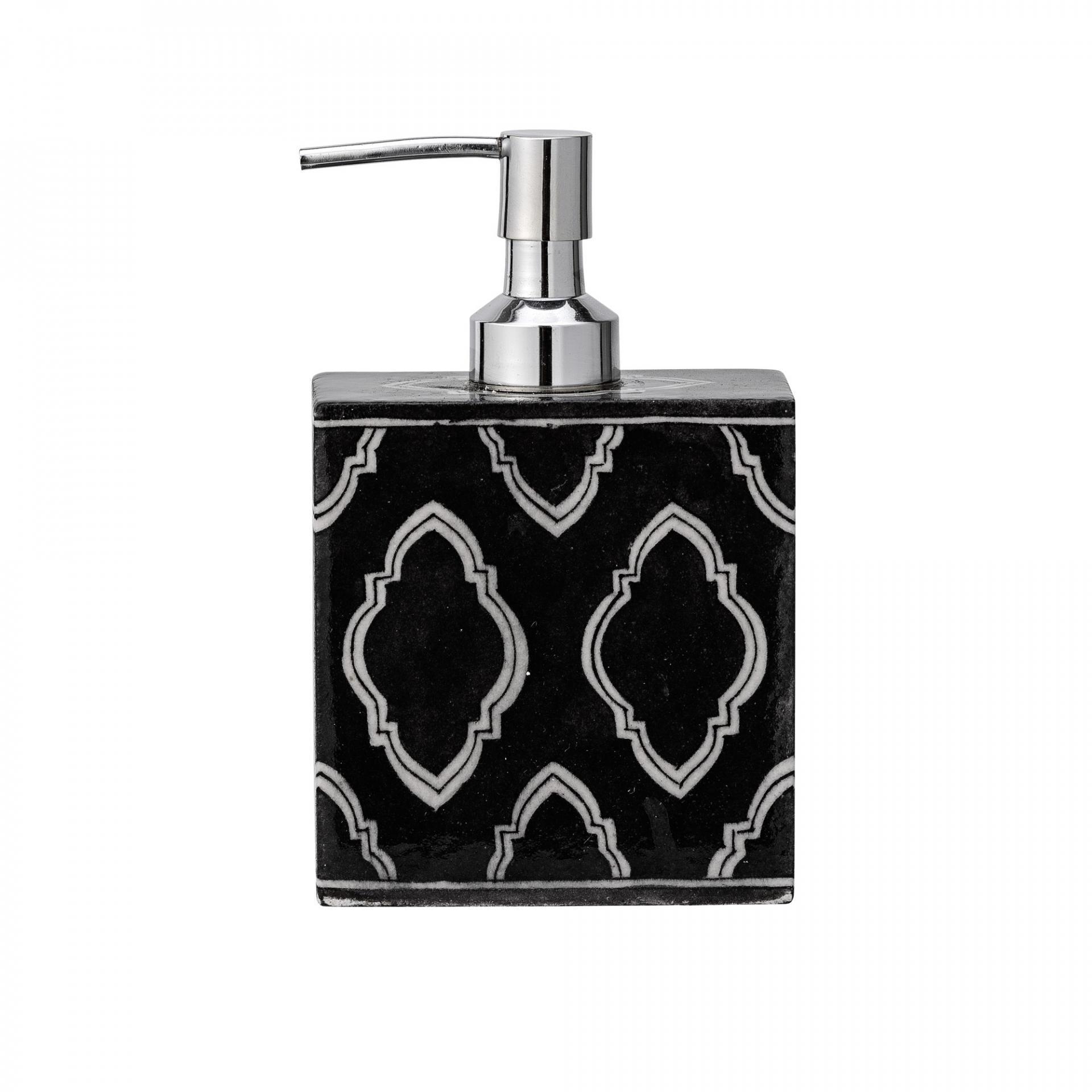 Keramický zásobník na mýdlo Handpainted