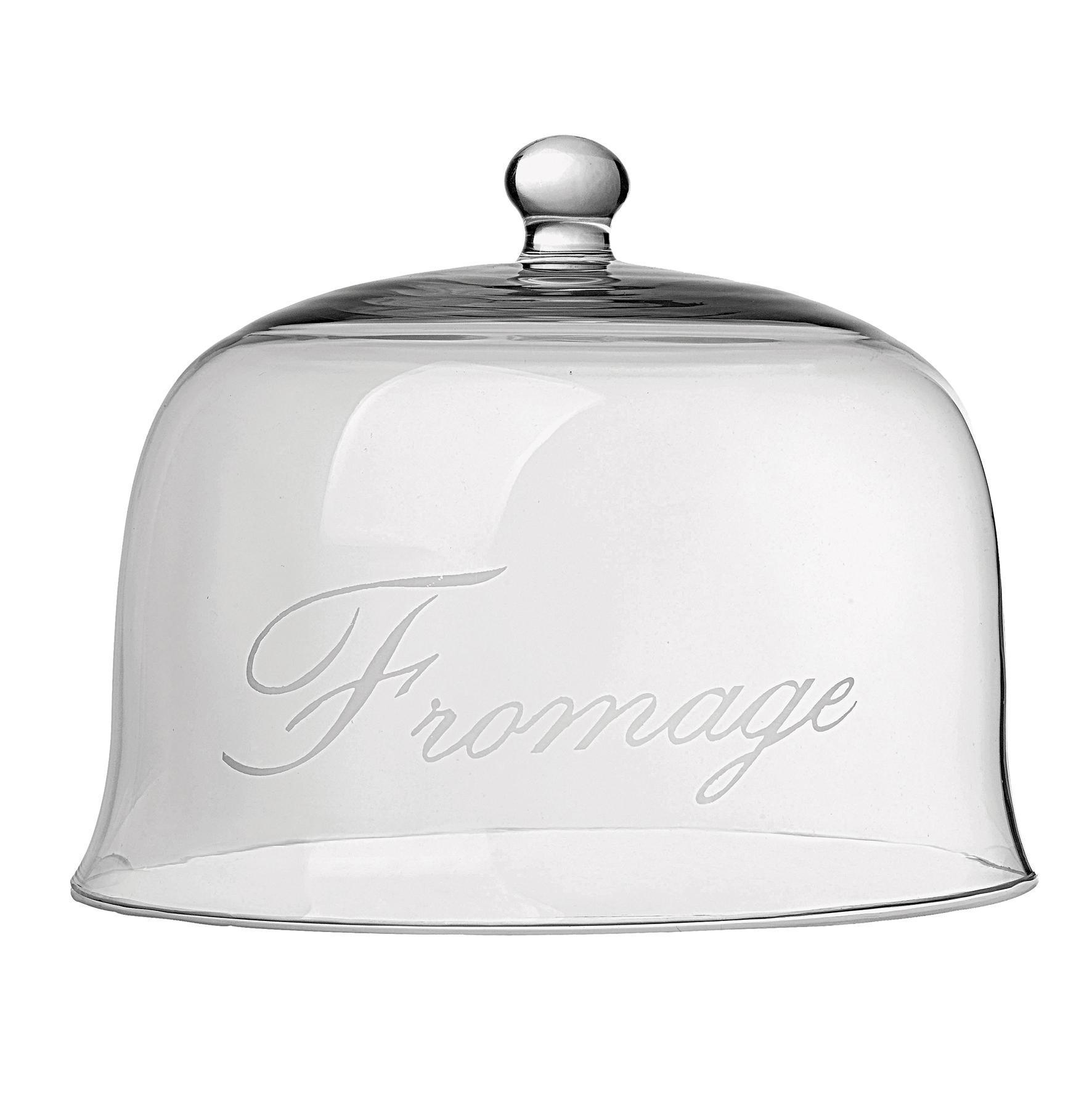 Côté Table Skleněný poklop na sýr Fromage