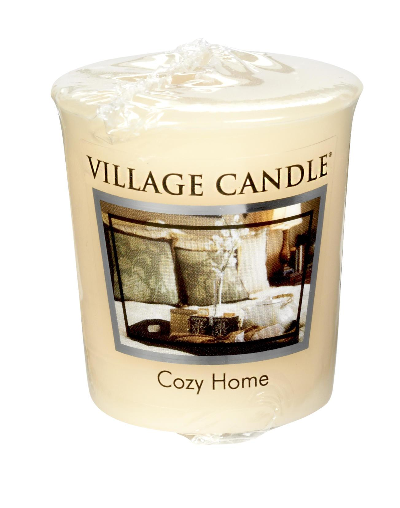 Village Candle Votivní svíčka Village Candle - Cozy Home