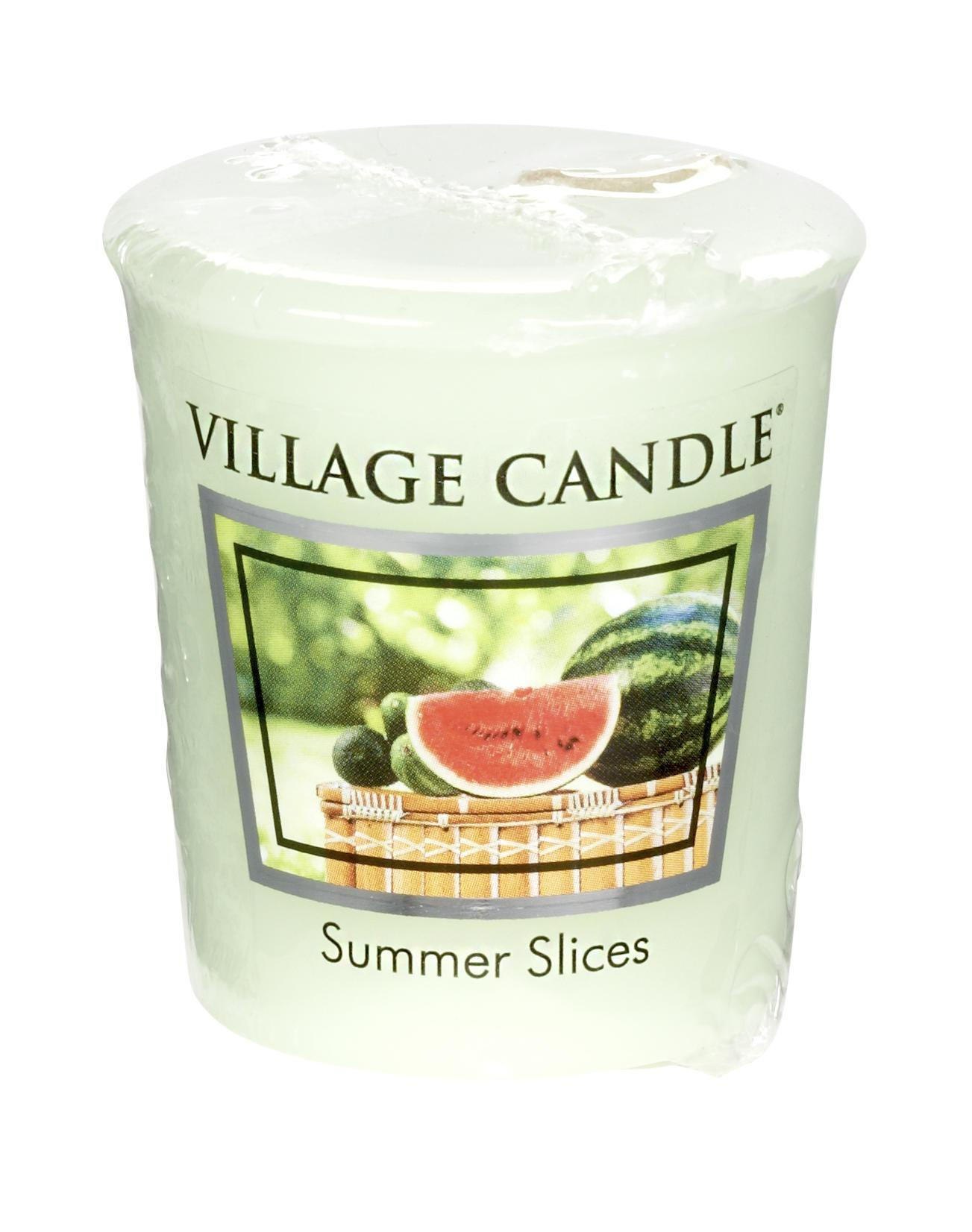 Village Candle Votivní svíčka Village Candle - Summer slices