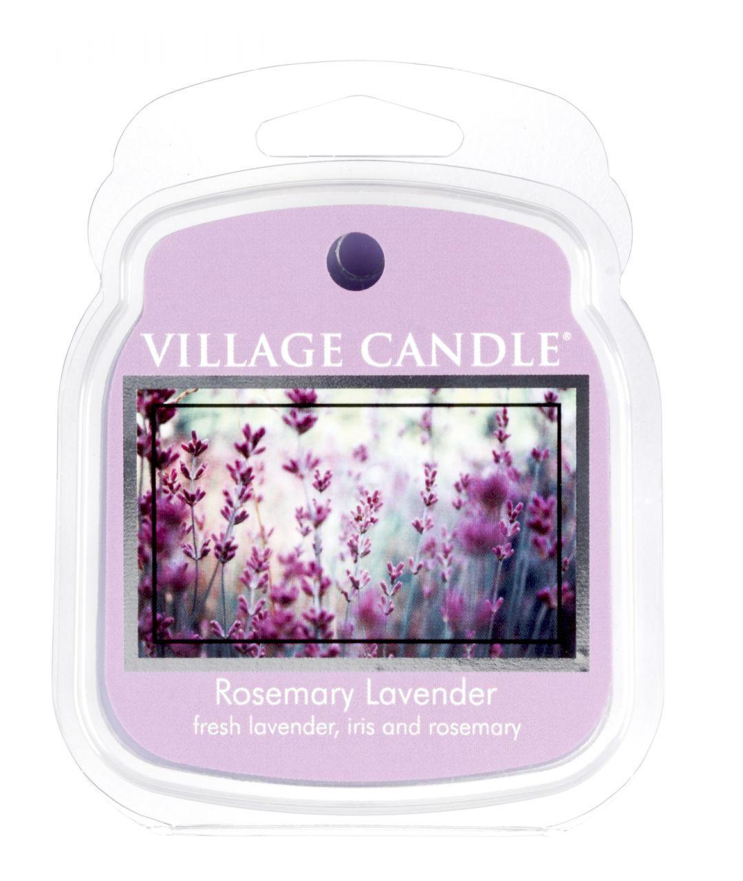 Village Candle Vosk do aromalampy Rosemary Lavender