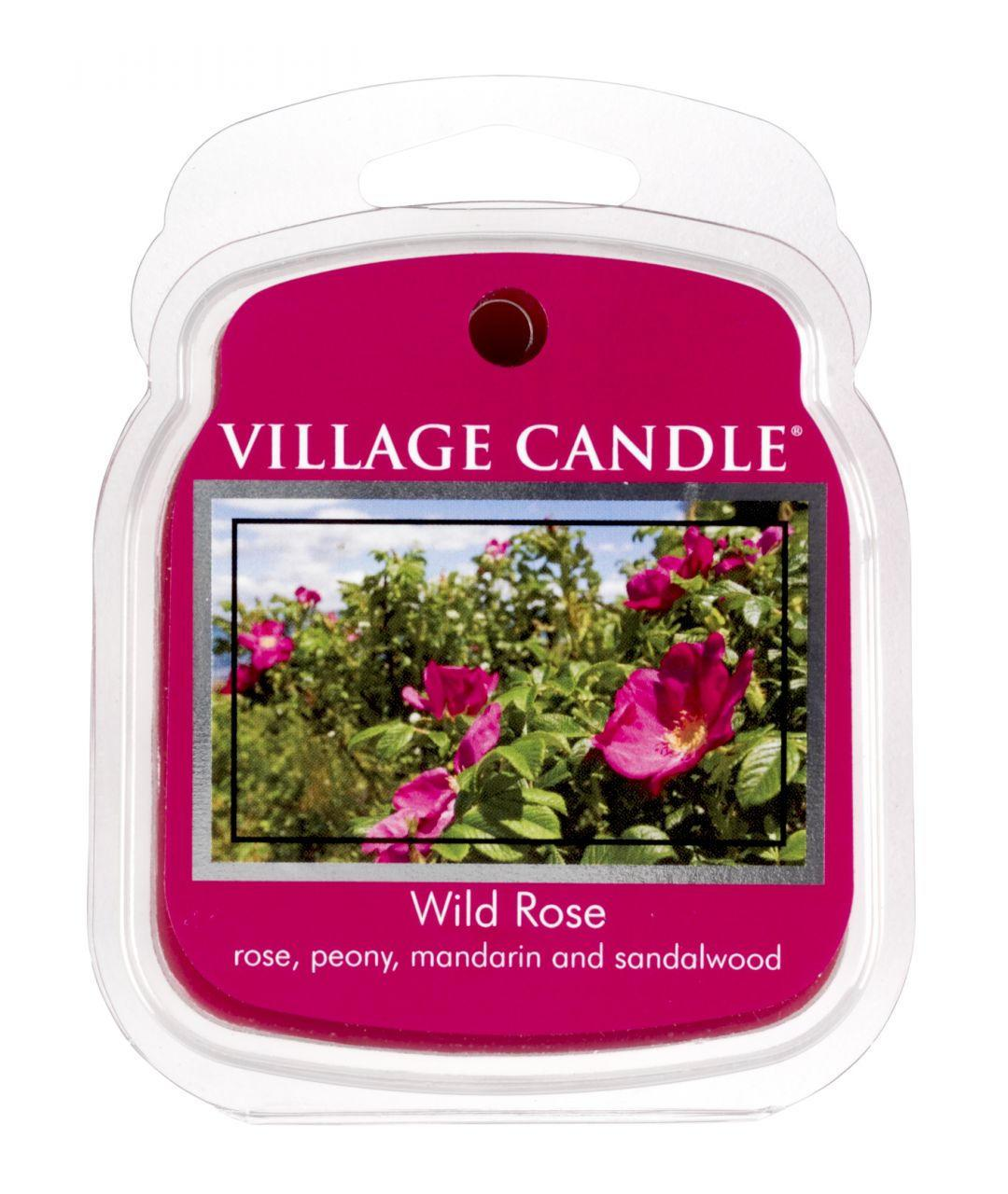 Village Candle Vosk do aromalampy Wild Rose