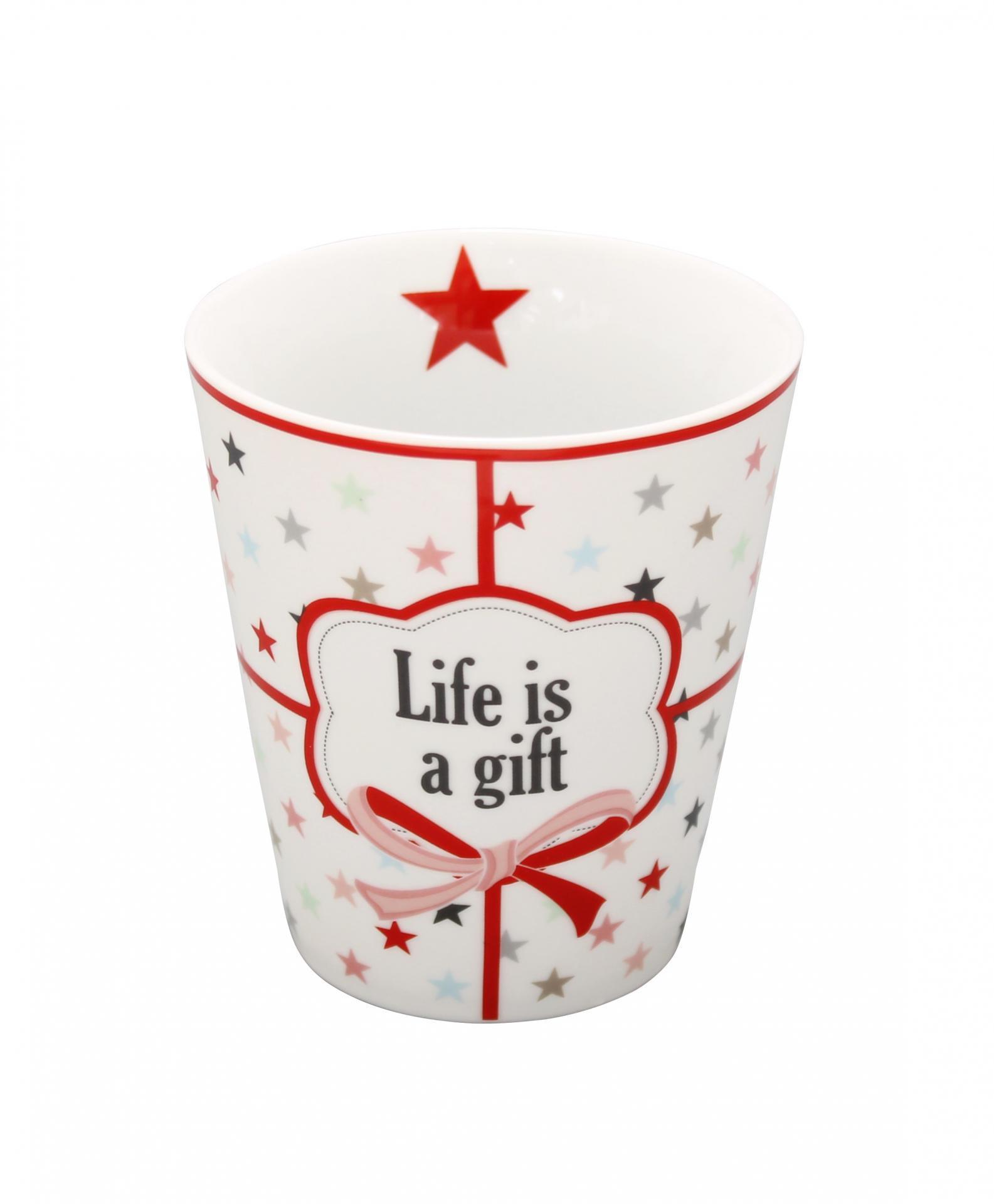 Krasilnikoff Hrneček Life is a gift