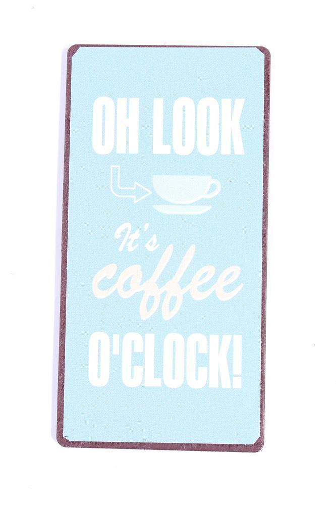 La Finesse Magnet It's coffee o'clock