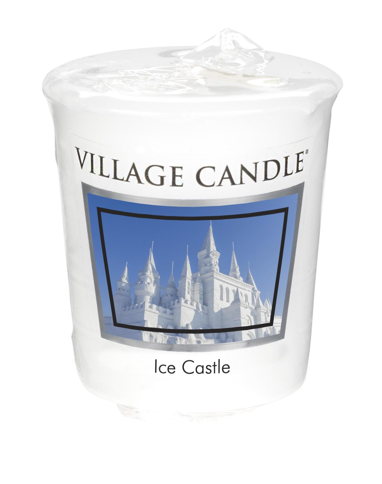 Village Candle Votivní svíčka Village Candle - Ice Castle