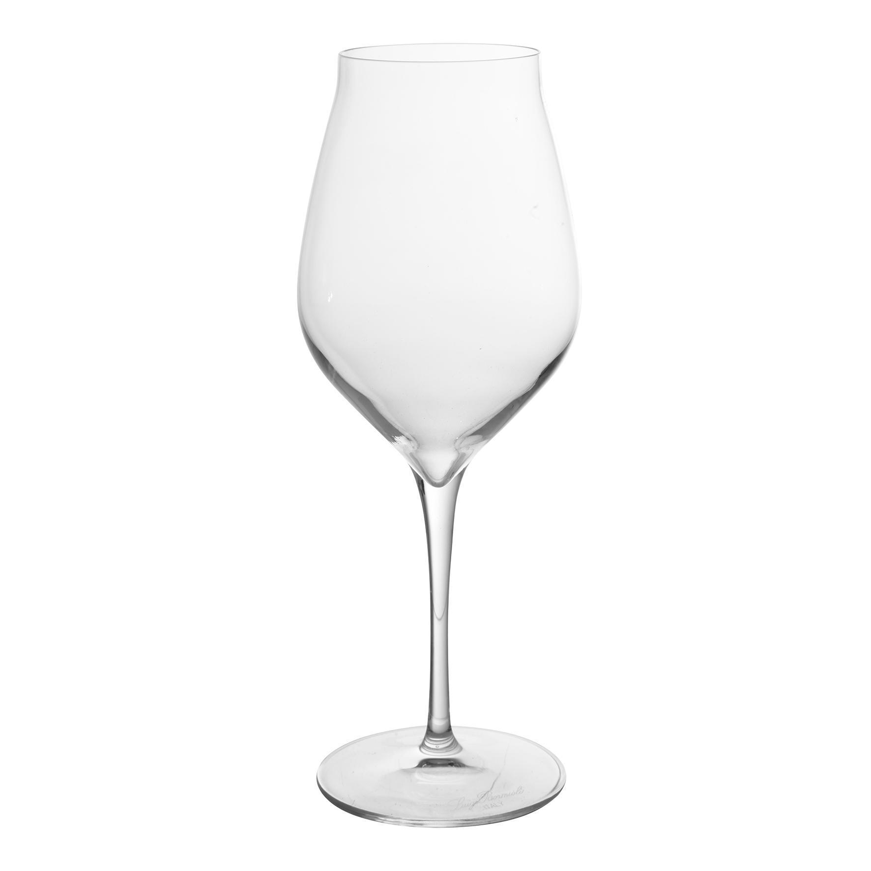 CÔTÉ TABLE Sklenička na víno Eau Vinea, čirá barva, sklo