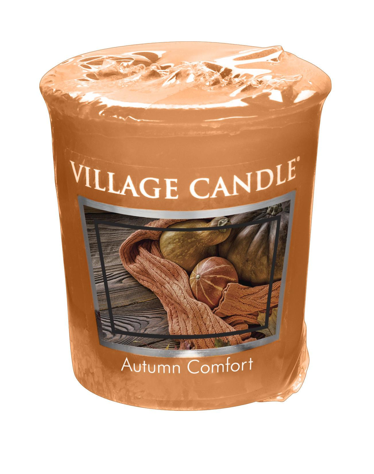 Village Candle Votivní svíčka Village Candle - Autumn Comfort