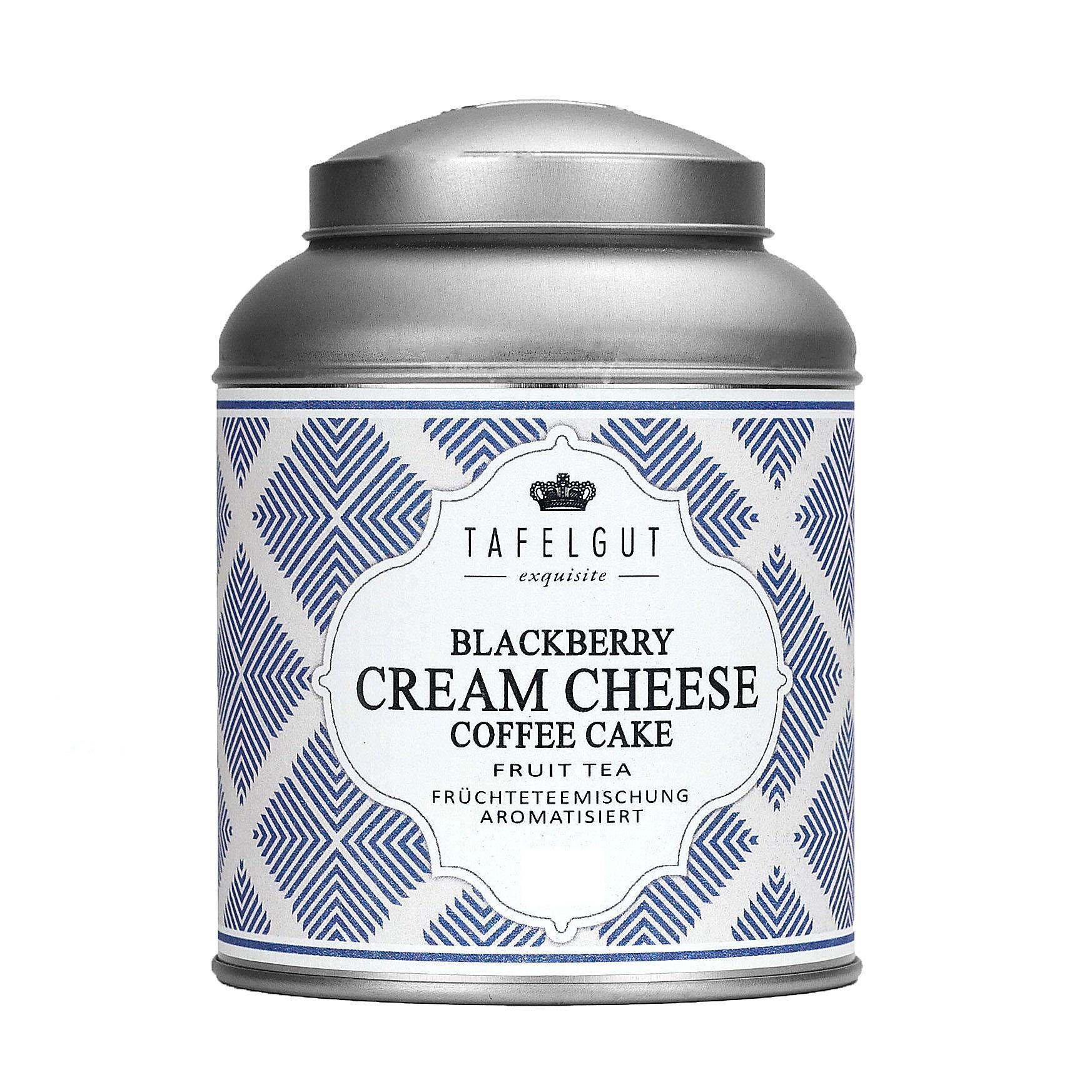 TAFELGUT Mini ovocný čaj Cream cheese - 45gr, modrá barva, kov