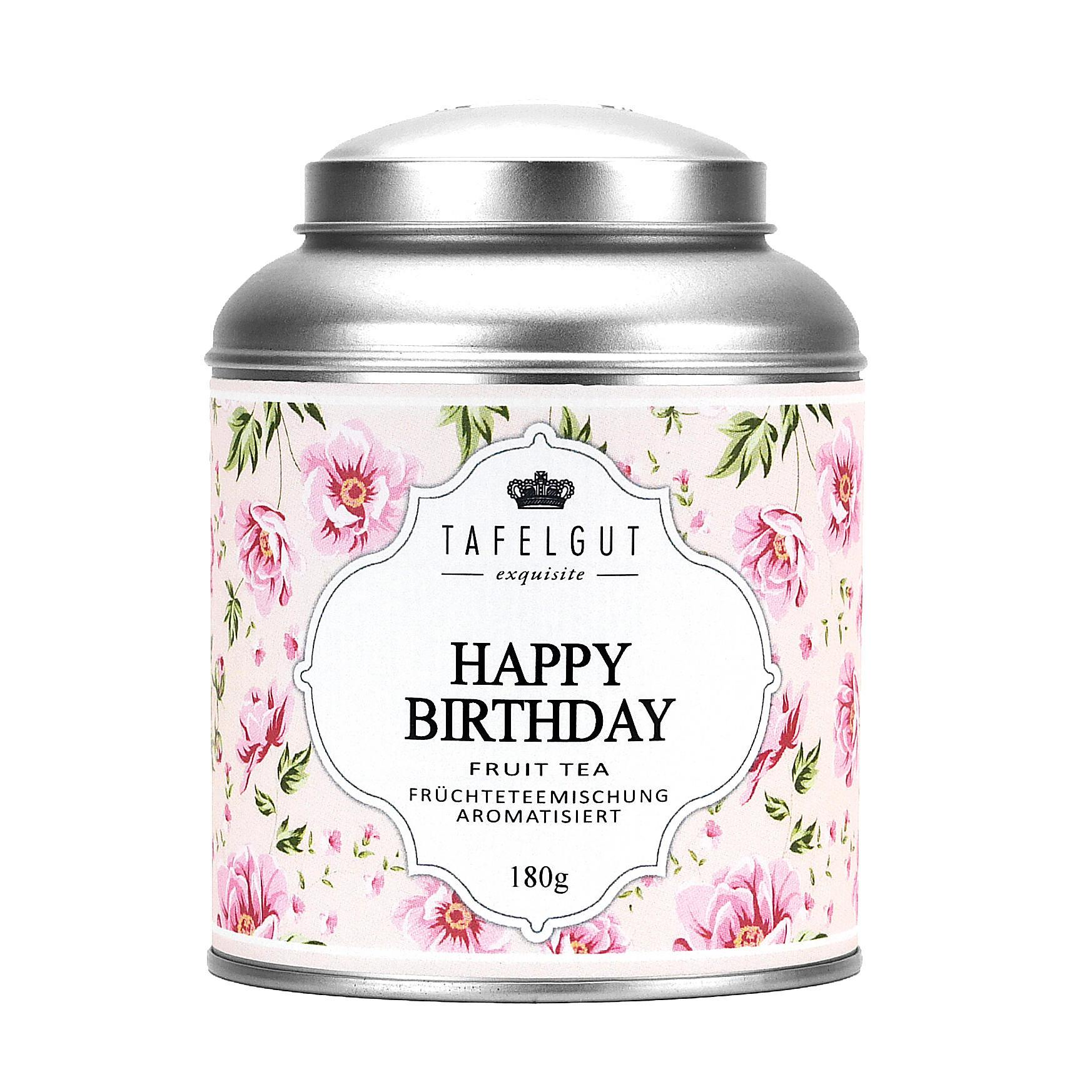TAFELGUT Ovocný čaj Happy birthday - 180gr