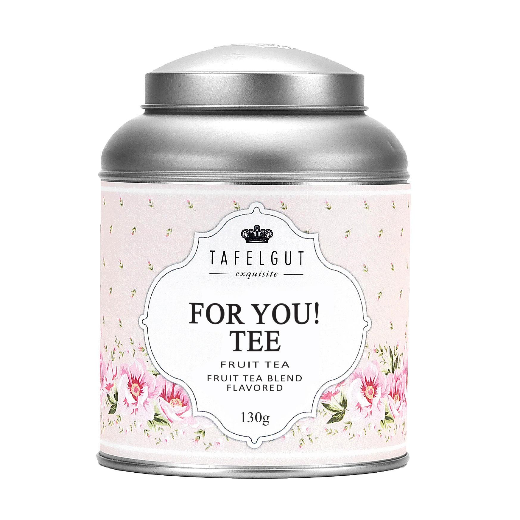TAFELGUT Ovocný čaj For you tea - 130gr