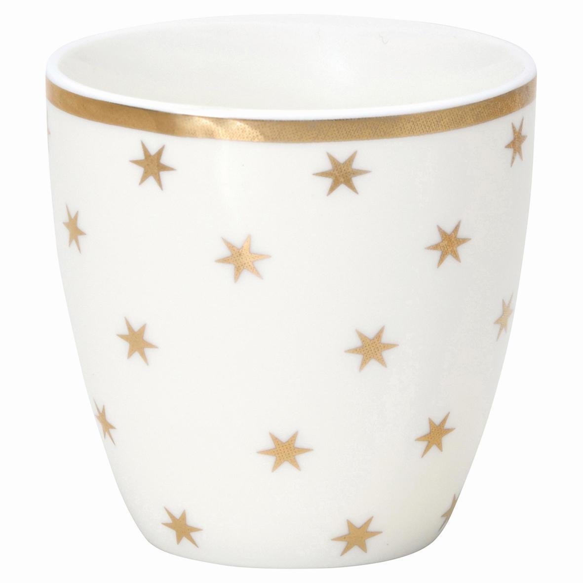 Green Gate Mini latte cup Nova gold