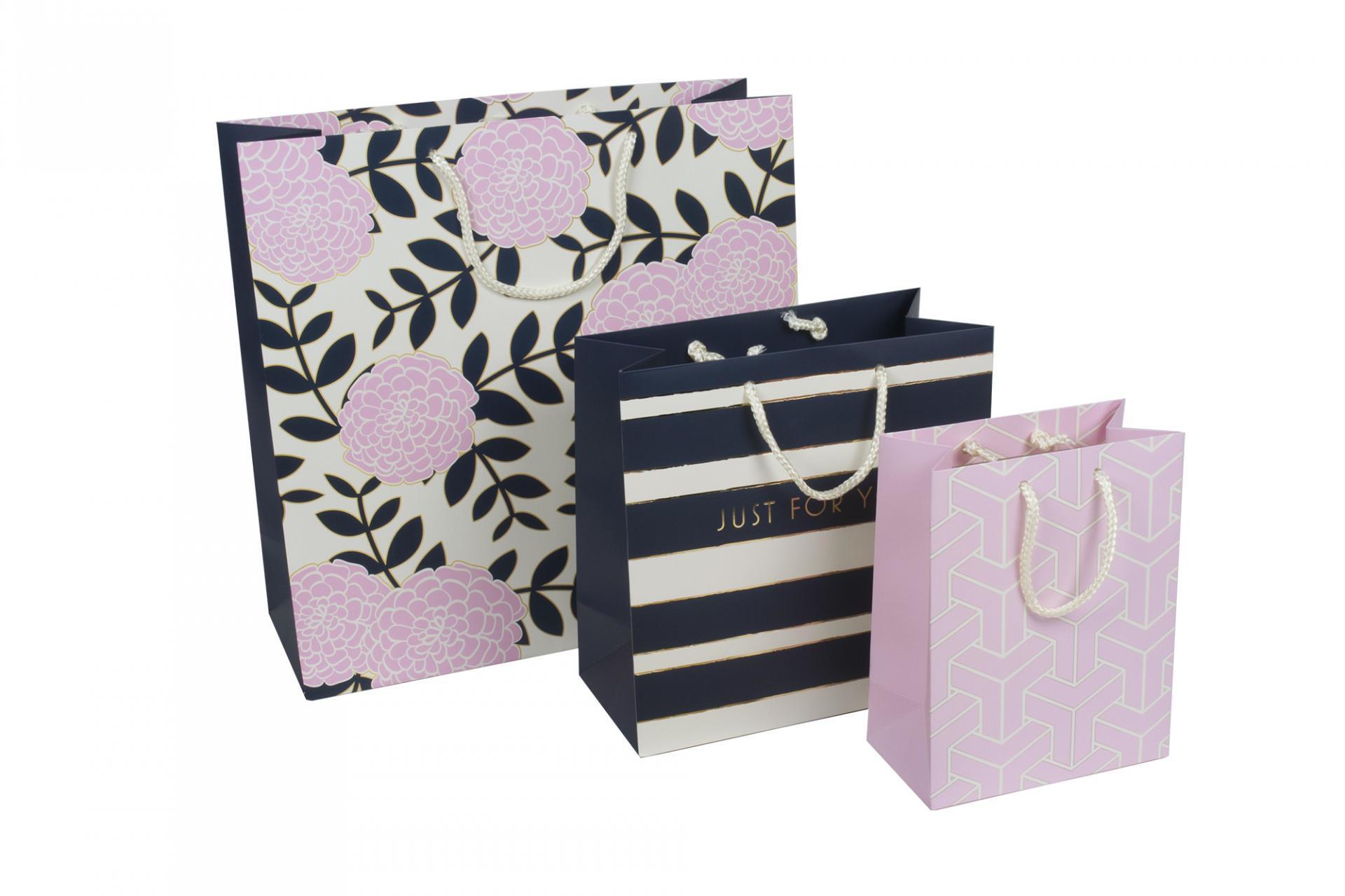Tri-Coastal Design Sada dárkových tašek Adrienne - set 3 ks