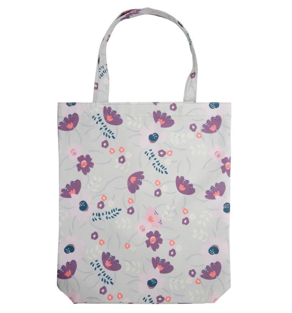 Busy B Bavlněná nákupní taška Floral, multi barva, textil