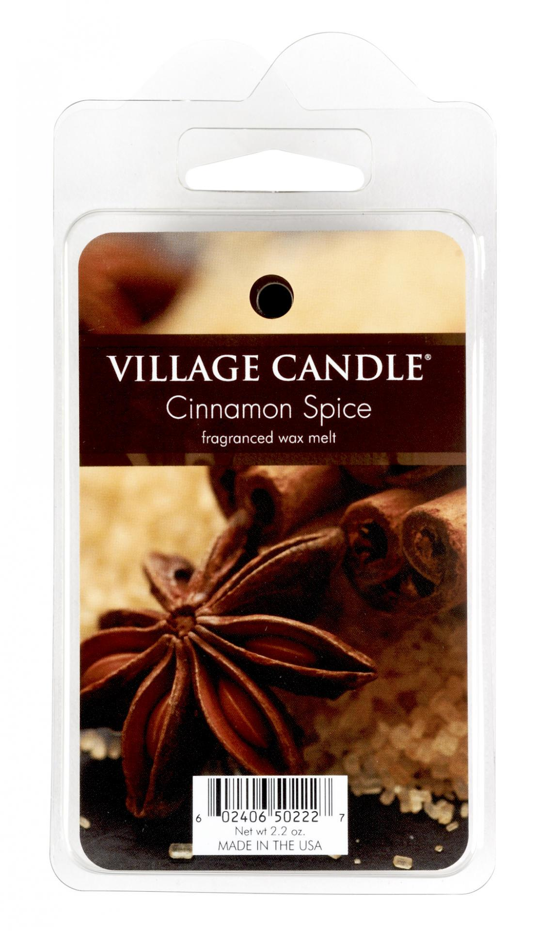 Village Candle Vosk do aromalampy Cinnamon Spice