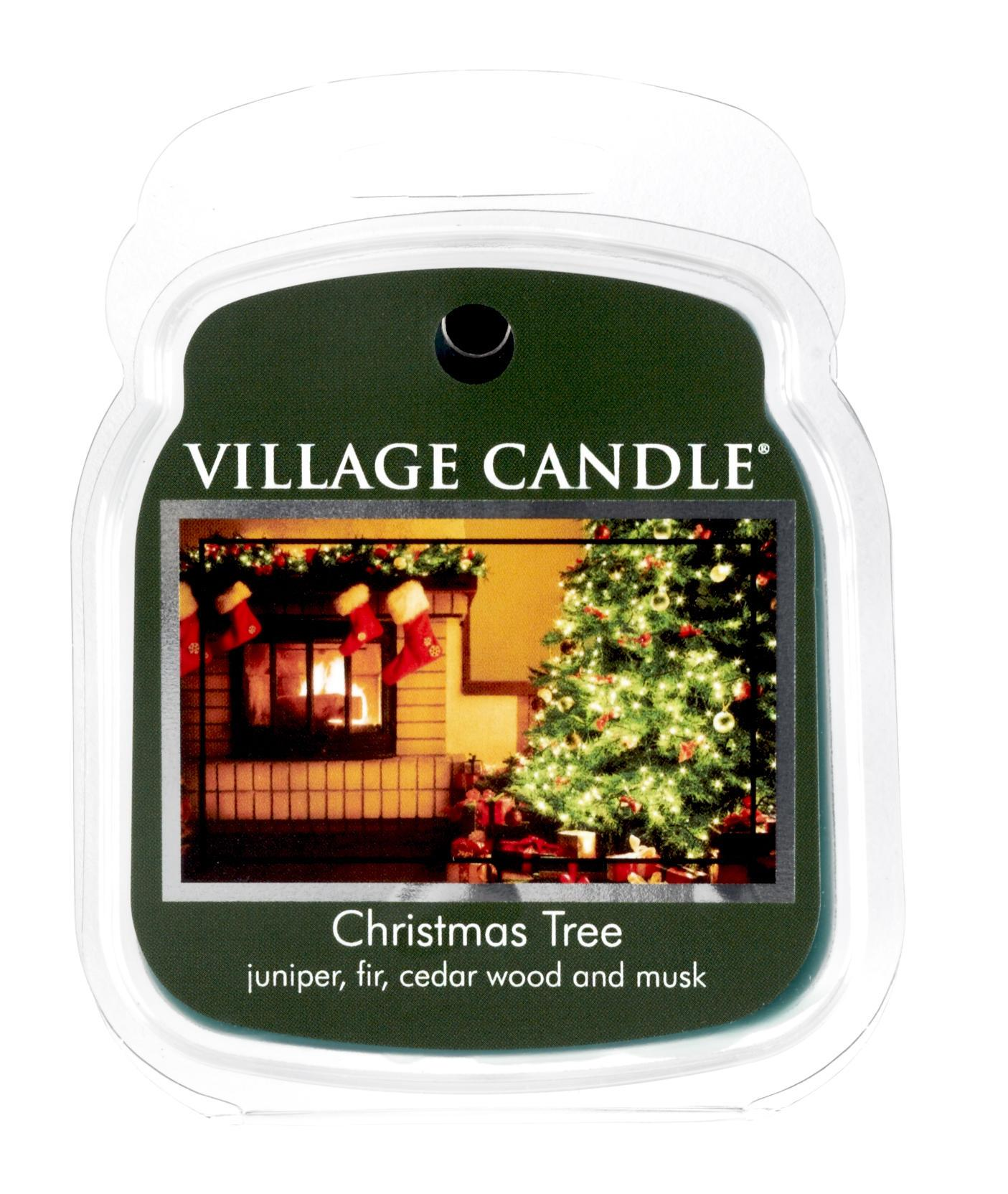 Village Candle Vosk do aromalampy Christmas Tree