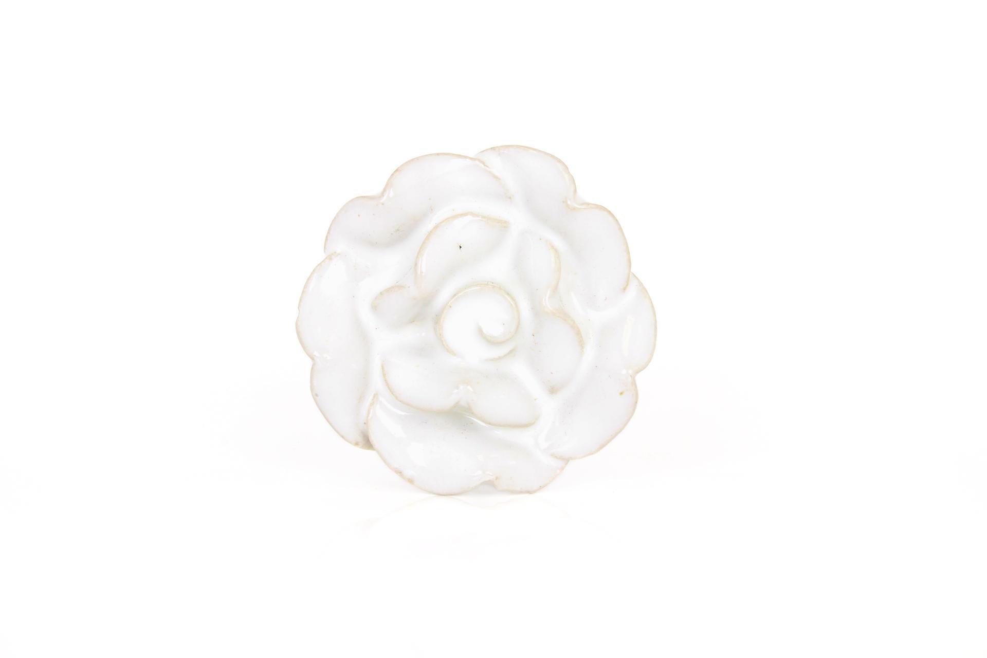 La Finesse Porcelánová úchytka Flower