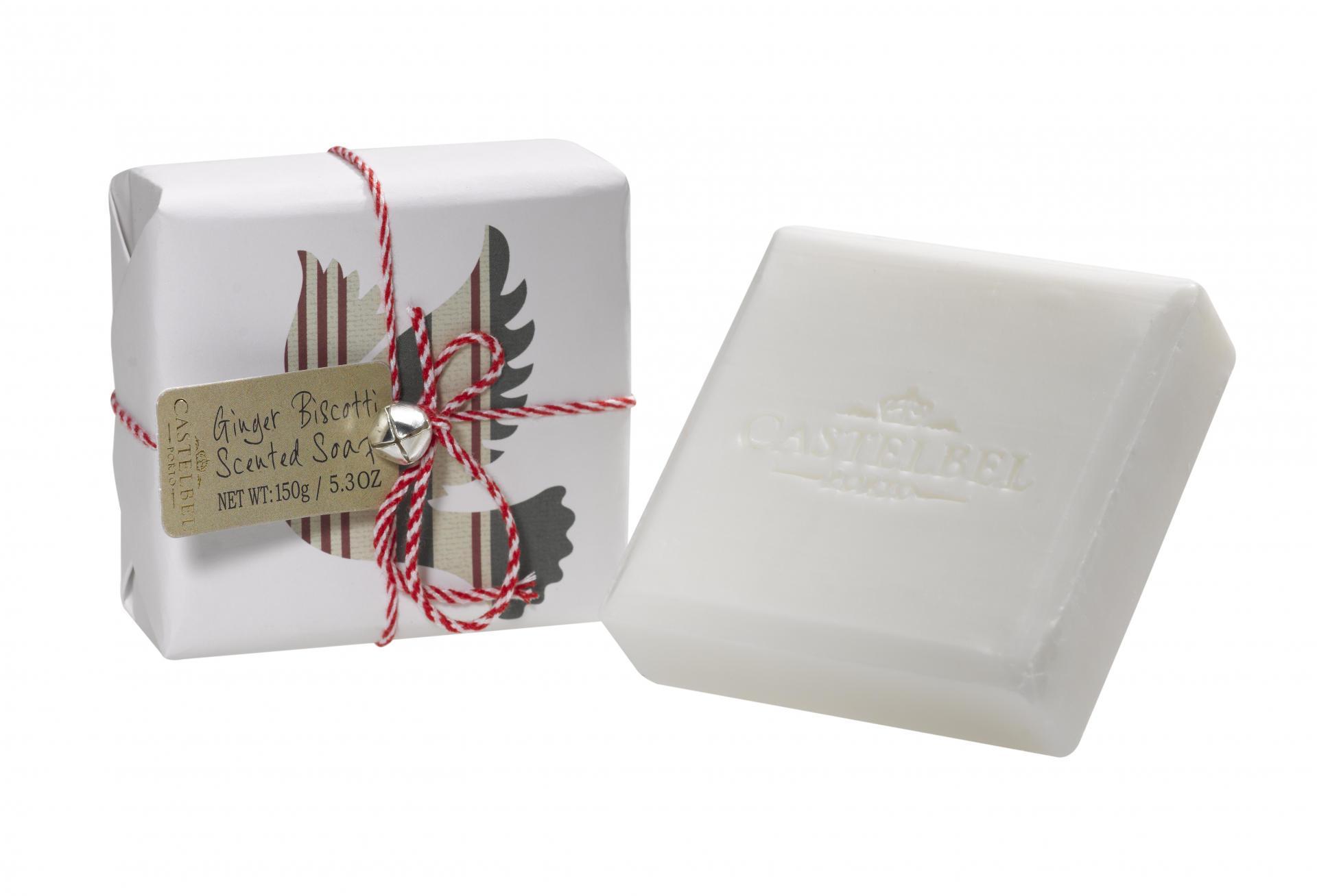Castelbel Luxusní mýdlo Vánoční perníčky