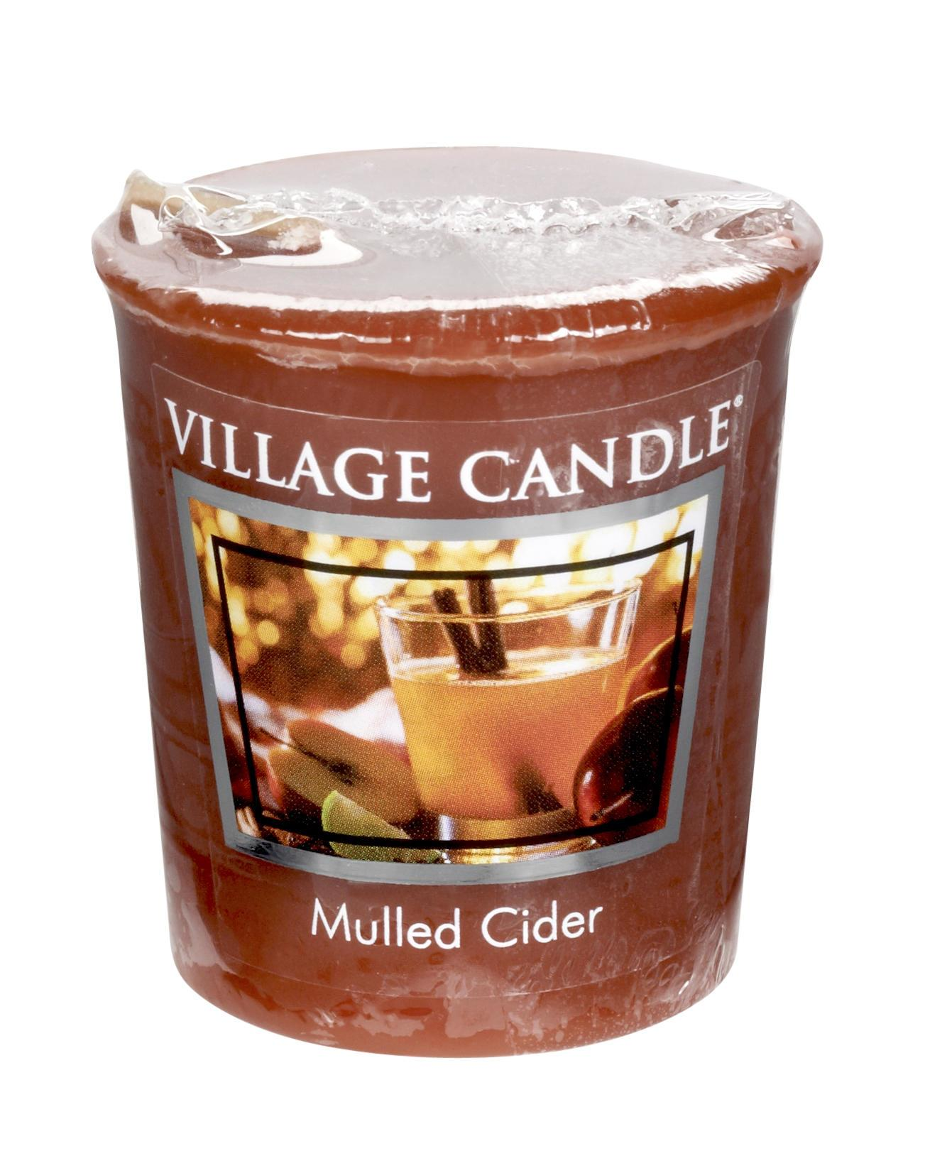 Village Candle Votivní svíčka Village Candle - Mulled Cider