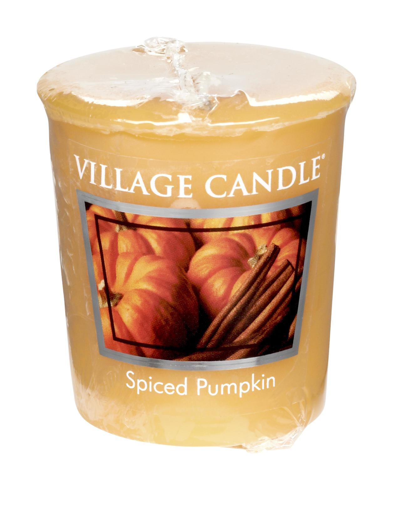 Village Candle Votivní svíčka Village Candle - Spiced Pumpkin