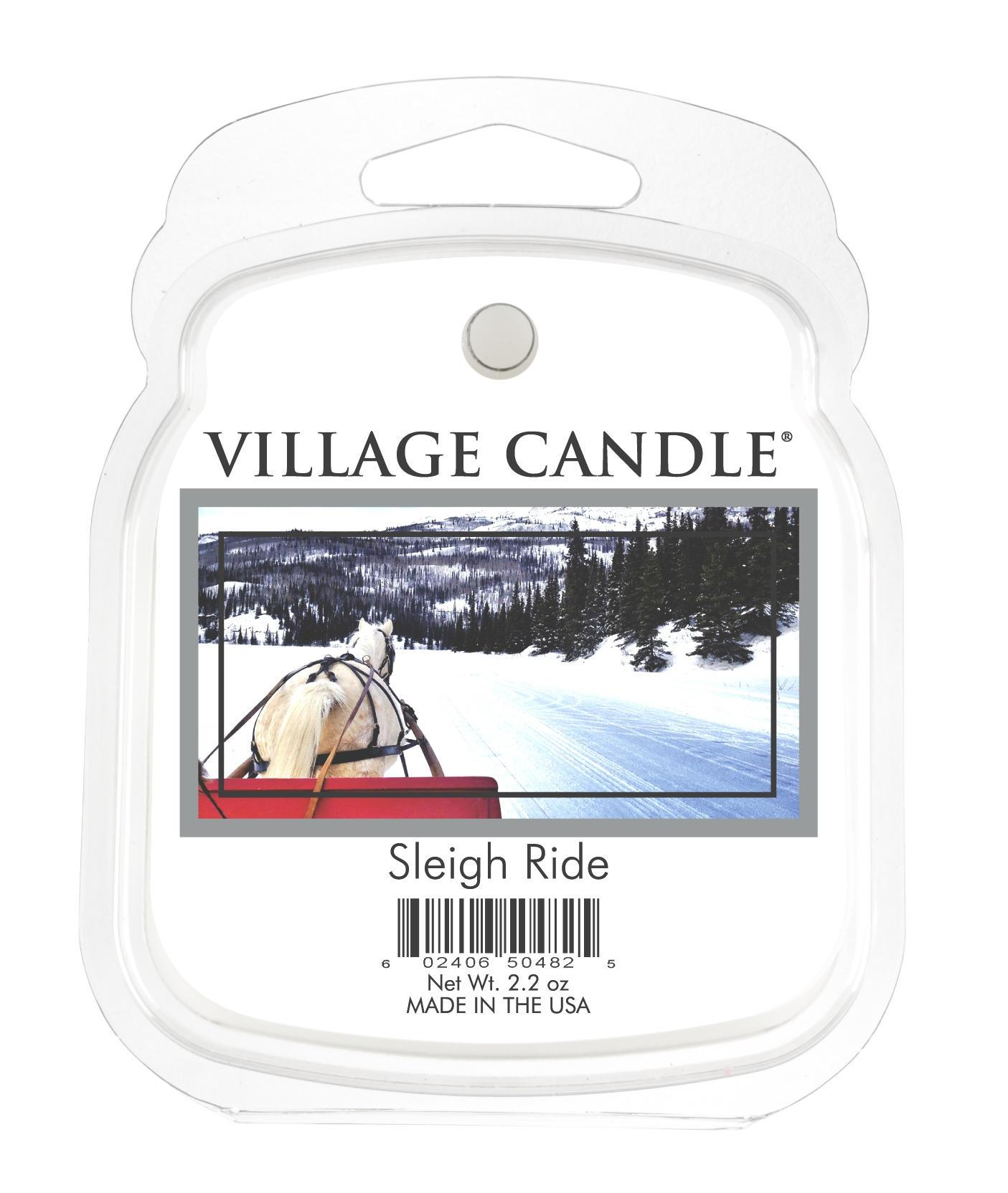 Village Candle Vosk do aromalampy Sleigh Ride