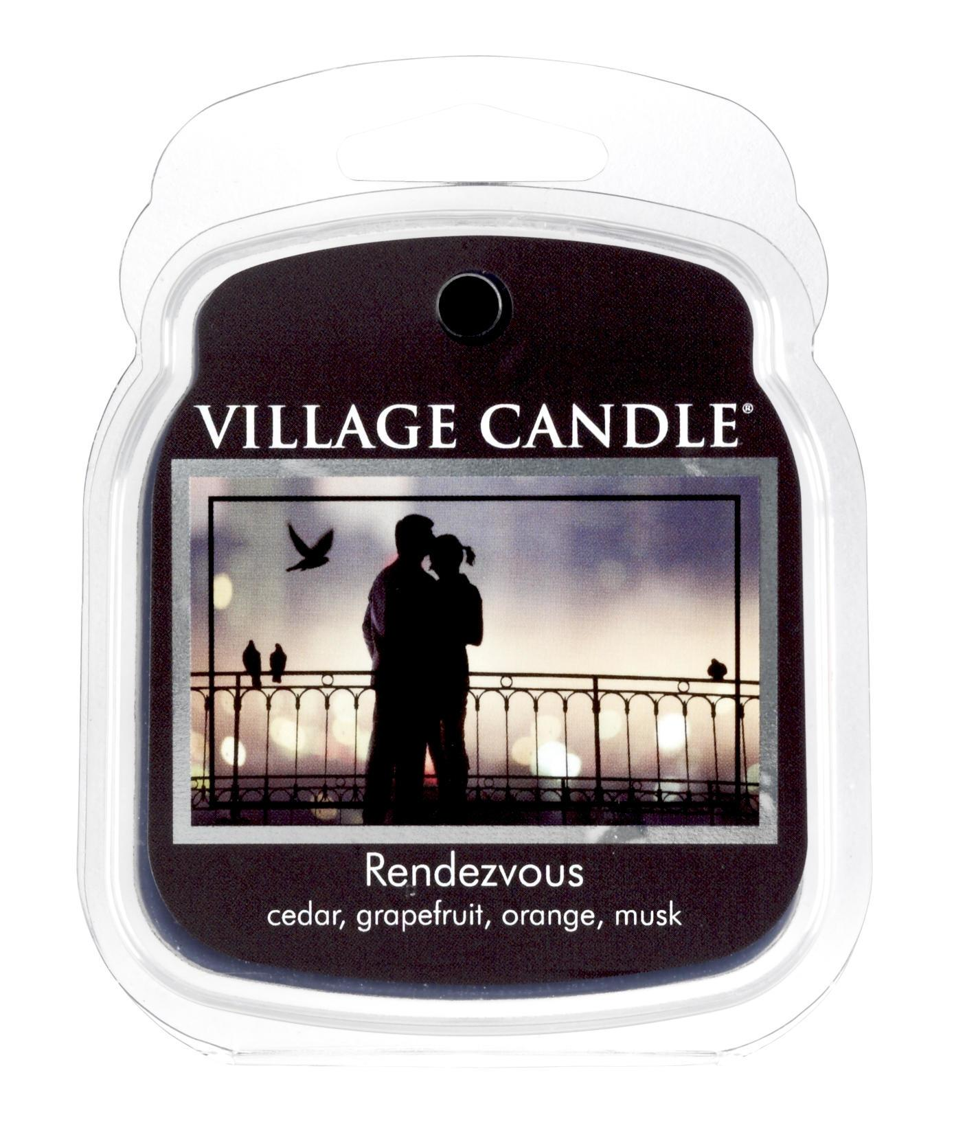 Village Candle Vosk do aromalampy Rendezvous