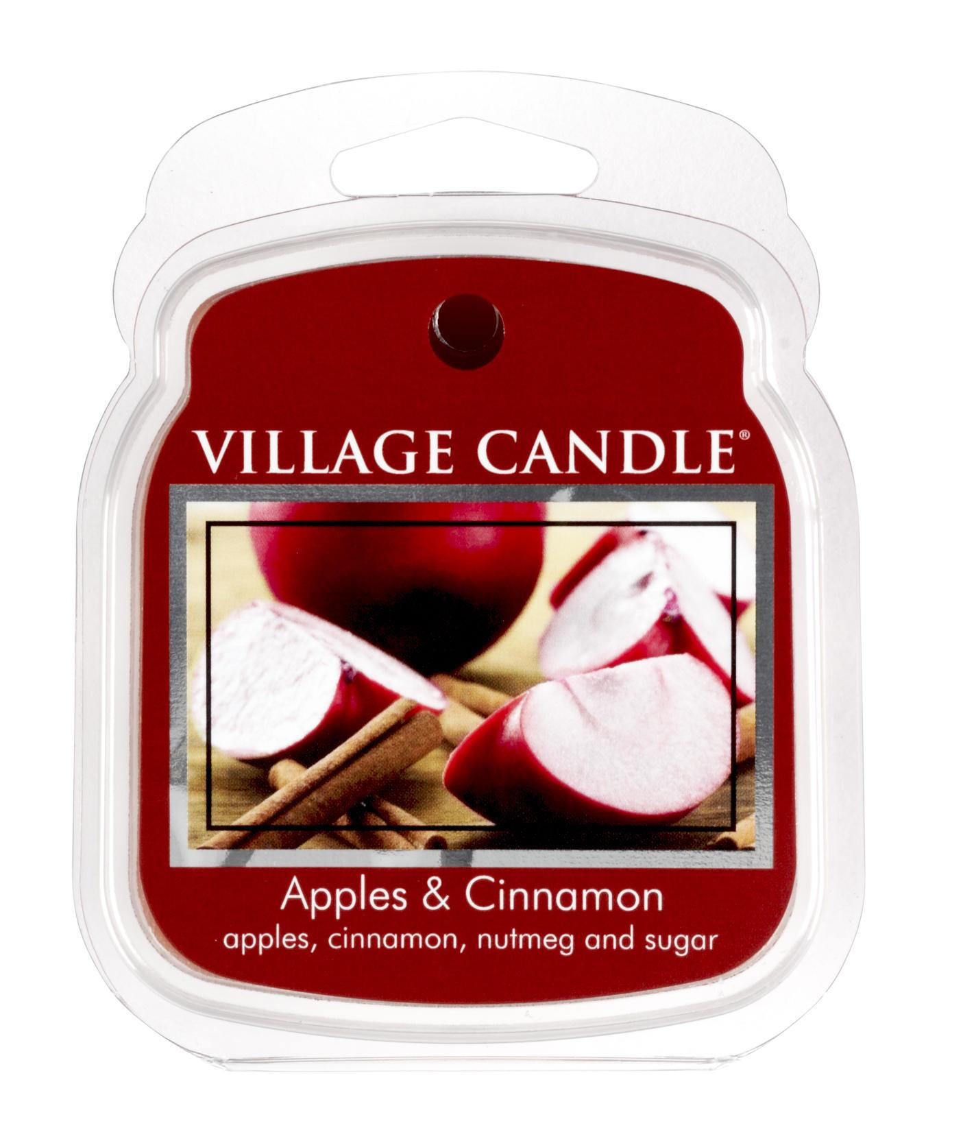 Village Candle Vosk do aromalampy Apple Cinnamon