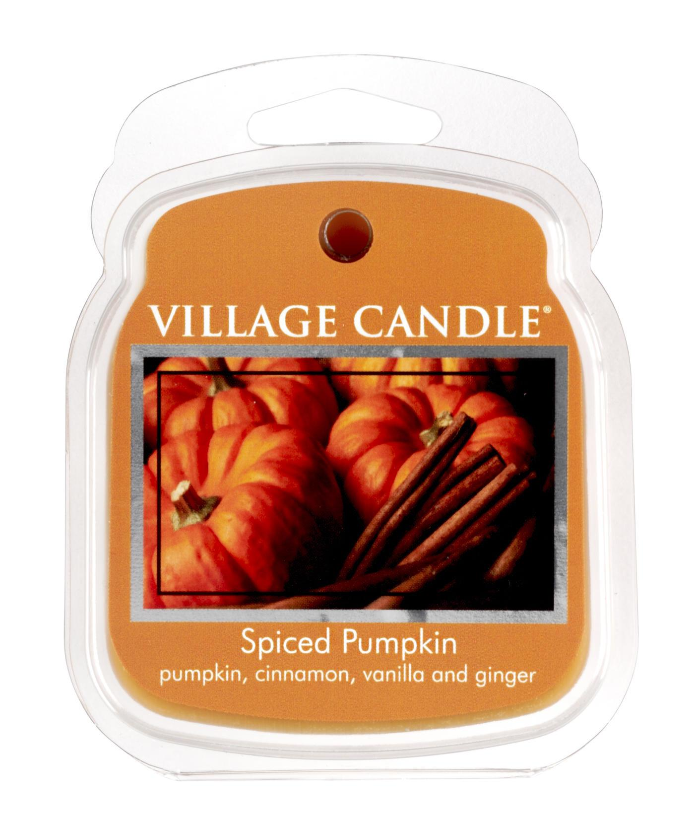 Village Candle Vosk do aromalampy Spiced Pumpkin